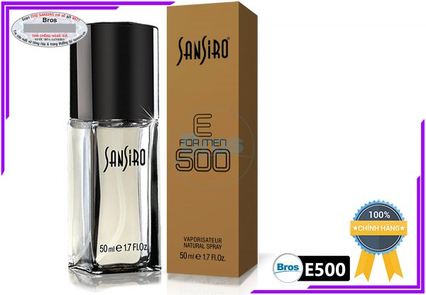 Nước Hoa Sansiro 50ML - E500