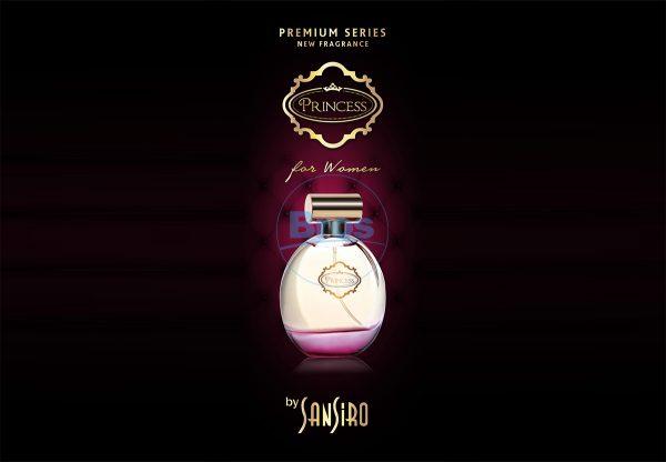 Nước Hoa Sansiro Premium Princess 80Ml