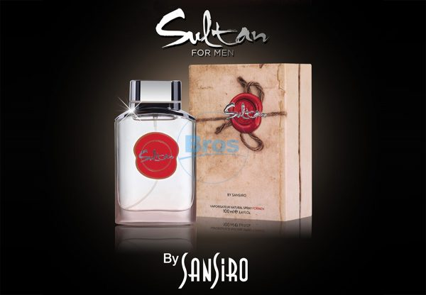 Nước Hoa Sansiro Premium Sultan 100Ml